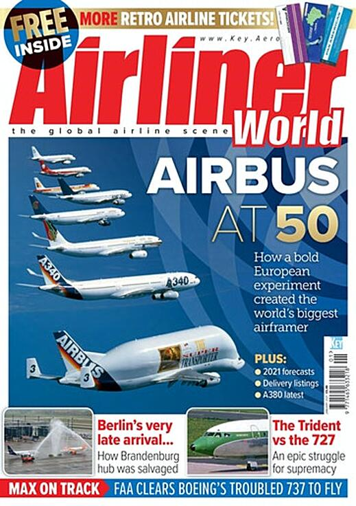 airliner-world-magazine-january-2021-cover