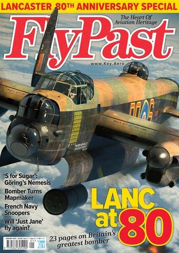 flypast-magazine-january-2021-cover
